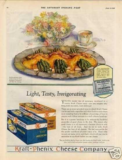 Kraft Cheese Color (1928)