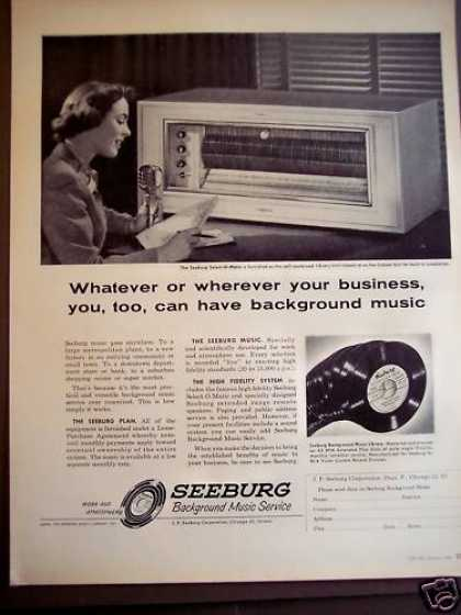 Seeburg Select-o-matic Music (1956)