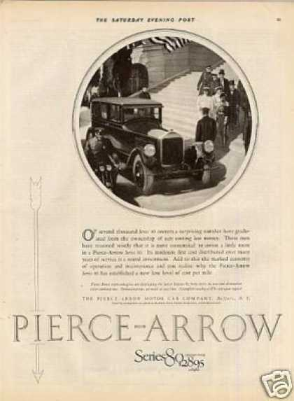 Pierce-arrow Series 80 Car (1925)