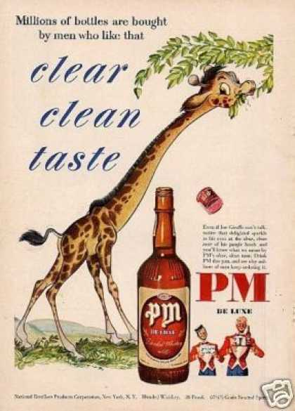 Pm Whiskey (1950)