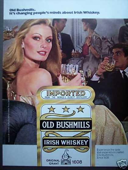 Old Bushmills Irish Whiskey (1980)