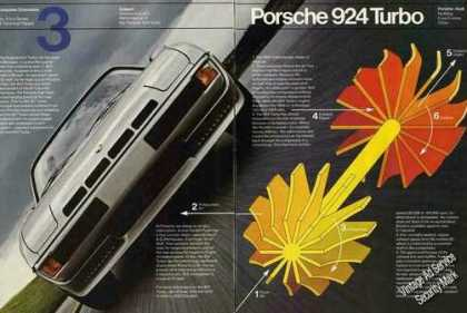 Porsche 924 Turbo Intro & Performance (1980)