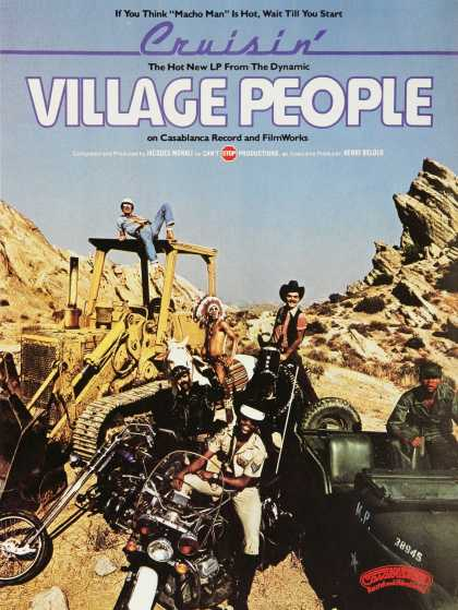 Village People: Cruisin'