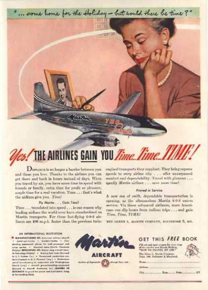 Martin's 2-0-2 Airliner (1948)