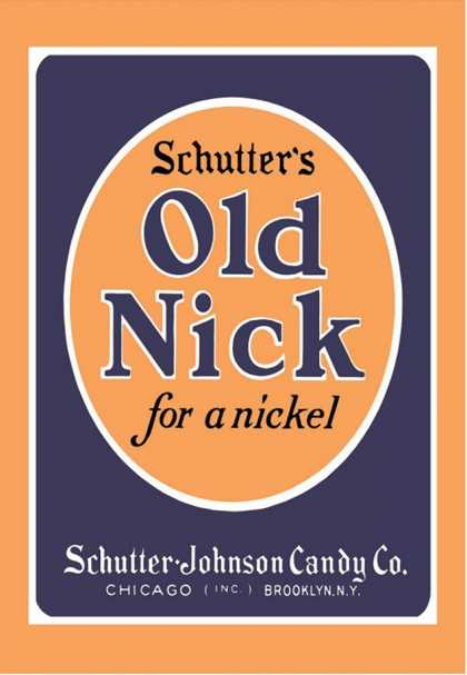 Schutter&#8217;s Old Nick