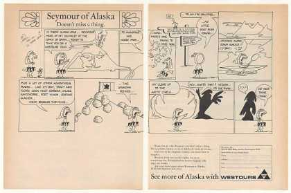 Seymour of Alaska Tours Westours (1970)