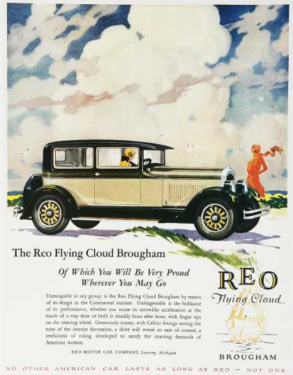 Reo Flying Cloud