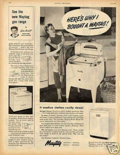 Maytag Washer (1950)