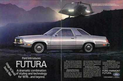 Ford Fairmont Futura Nice Introductory (1978)