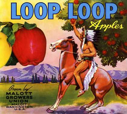 Loop Loop Apples, c. s (1940)