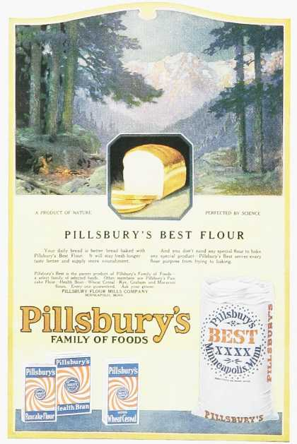 Pillsbury&#8217;s Foods