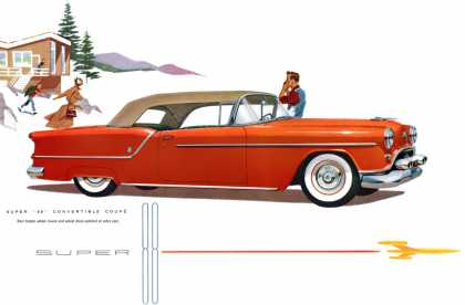 "Olds Super ""88"" Convertible Coupe (1954)"