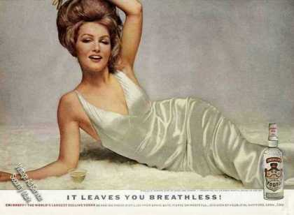 Julie Newmar Photo Smirnoff Leaves U Breathless (1962)