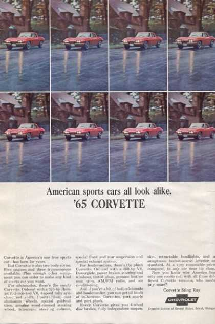 Chevy Corvette Stingray (1965)