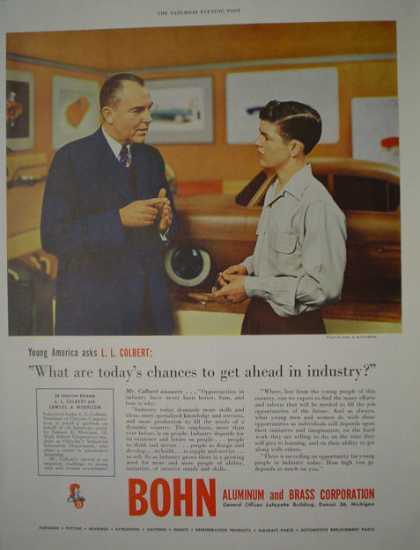 Bohn Aluminum and Brass Corp AND Coke Coca Cola (1953)