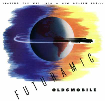 Futuramic Oldsmobile (1948)