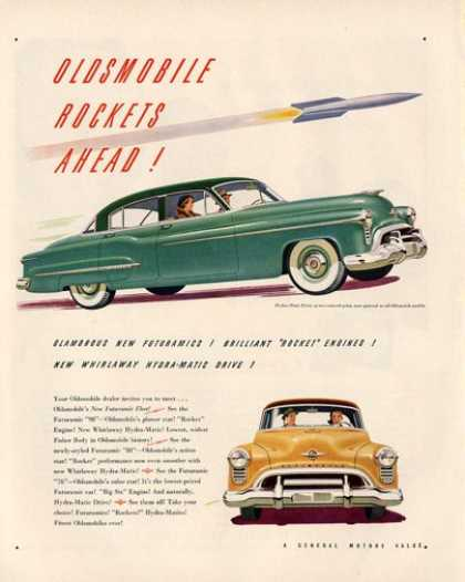 Oldsmobile 98 Olds (1950)