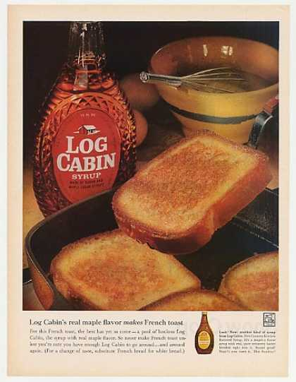 Log Cabin Syrup Makes French Toast (1962)