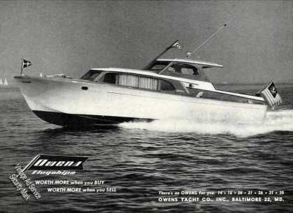 Owens Flagships Impressive Photo (1956)