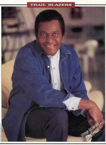 Charley Pride Nice Magazine Photo (2001)