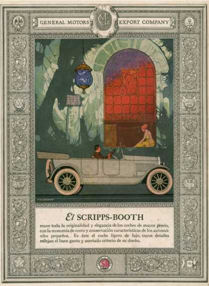 Scripps Booth, USA (1920)