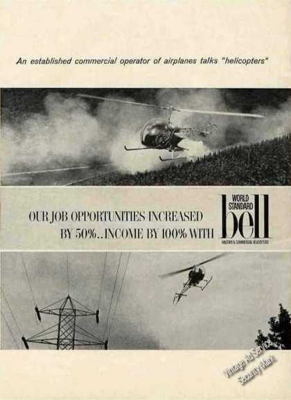 World Standard Bell Helicopters (1962)