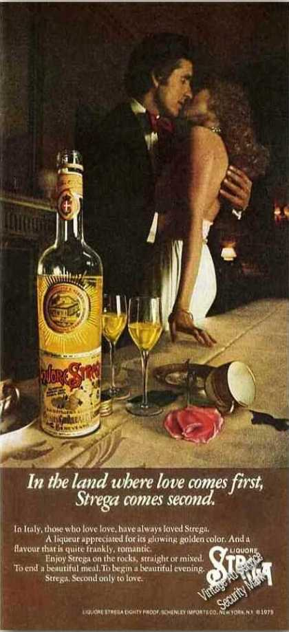 "Strega Liquore ""Where Love Comes First"" (1975)"