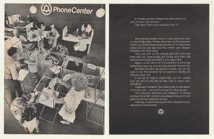 Hallandale FL AT&T Bell Phone Center (1971)
