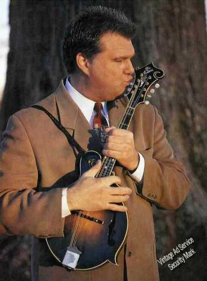 Ricky Skaggs Magazine Photo Nice Print Feature (1999)
