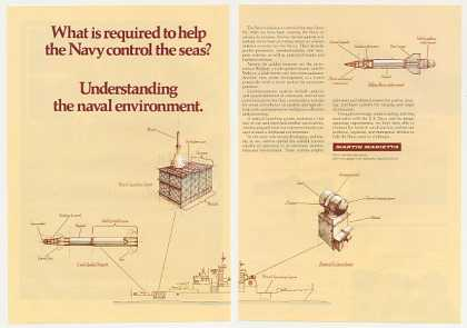 Martin Marietta Navy Guided Missiles (1980)
