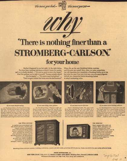 "Stromberg-Carlson Company's Various – Why ""There is nothing finer than a Stromberg-Carlson."" (1950)"