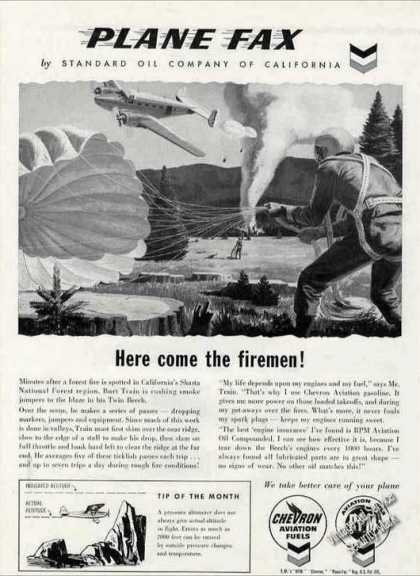 Here Come the Firemen! Jumpers Chevron (1960)