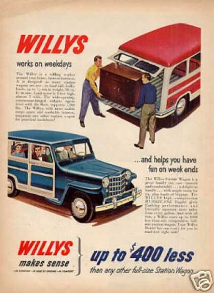 Willys Station Wagon (1951)