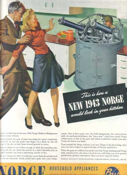 Norge Household Appliances (1943)