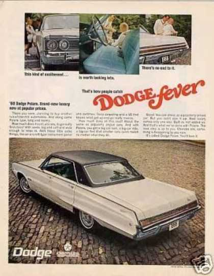 Dodge Polara Car (1968)