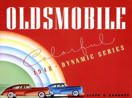 Oldsmobile Dynamic Series brochure (1948)