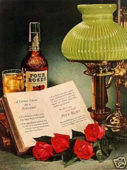 Four Roses Whiskey (1950)