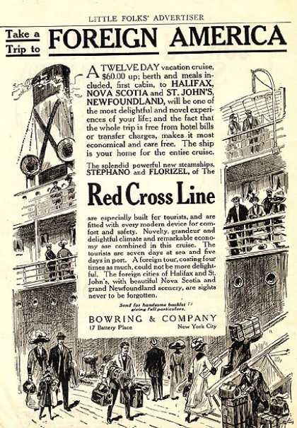 Red Cross Line (1912)