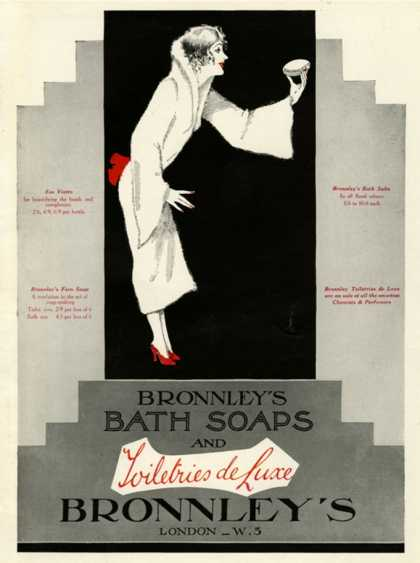 Bronnley's, UK (1920)