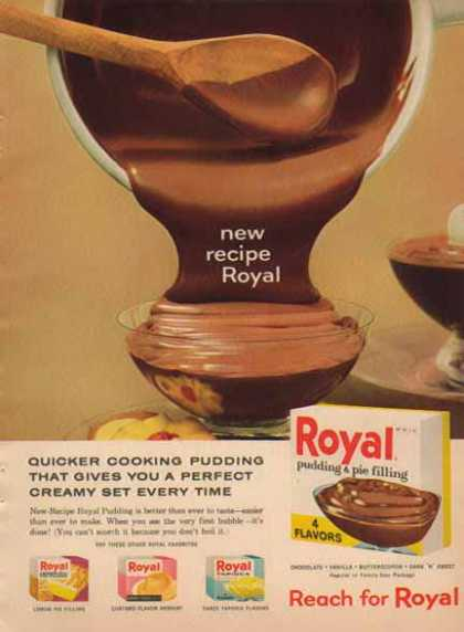 Royal Pudding & Pie Filling (1963)