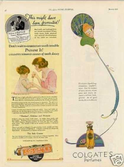 Colgate&#8217;s Perfume (1925)