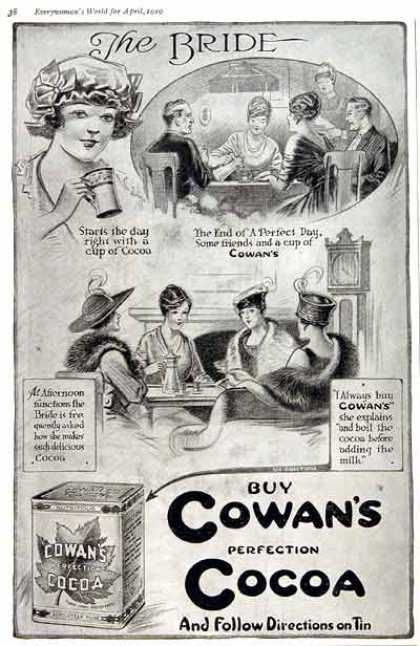 Cowan&#8217;s Cocoa (1919)
