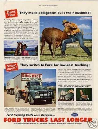 Ford F-7 Truck (1950)