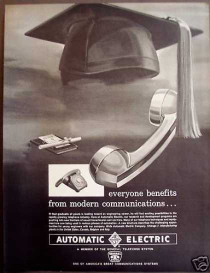 Automatic Electric Telephone System (1957)