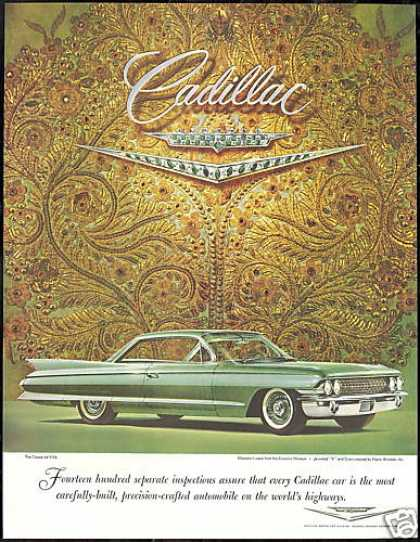Cadillac Coupe Deville Harry Winston Jewels (1961)