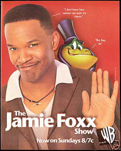 Jamie Foxx Show Photo WB Warner Bros Promo (1997)