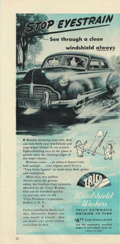 Trico Windshield Washers (1948)
