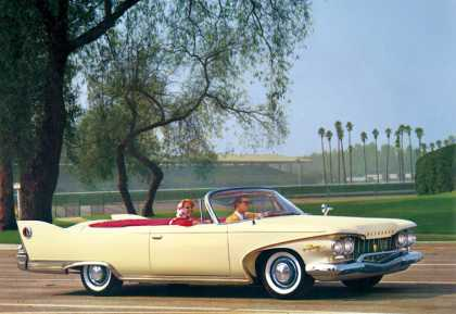 """Selections from """"The Quick, the Strong, the Quiet"""" – Plymouth Fury (1960)"""
