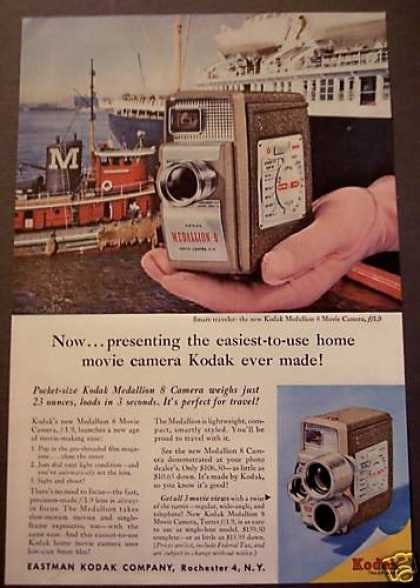 Eastman Kodak Movie Camera (1957)