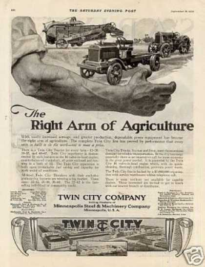 Twin City Tractor (1920)